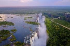 African Splendor With Victoria Falls